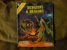 1981 Dungeons and Dragons, Expert Set 2; pre-owned