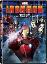 Iron man l'attaque des technovores DVD NEUF SOUS BLISTER