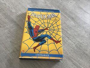 BD spider man spiderman l'integrale 1964 marvel France