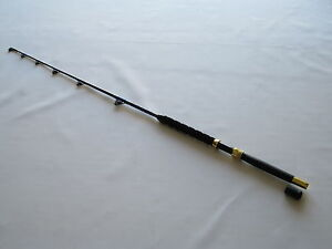Davis Big Game Saltwater - Fishing Rod -Trolling Roller 100-130