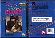ANYONE CAN PLAY ELECTRIC BLUES GUITAR by Vern Juran