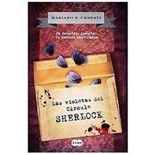 Las violetas del circulo de Sherlock (Violets for Sherlock's Circle) (Spanish