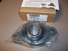 NEW IN BOX P.T.INTERNATIONAL CORP. 2-BOLT FLANGE BEARING-1-1/4 UCFL207-20