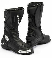 Motorcycle boots mens race sport boot sz 8 by altimate