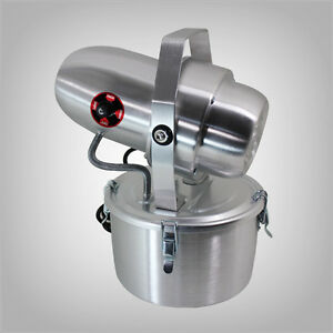 SILVER BULLET ULV FOGGER CONCROBIUM MOLD TRIPLE JET MOSQUITO FUMIGATE