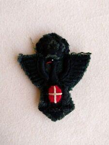 Regio Esercito Stato Maggiore Generale aquila fregio per bustina