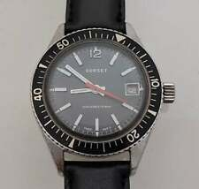 Vintage Dorset Diver Mens Watch Endura Cal. EB8810 Movement