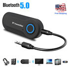 Wireless Bluetooth5.0 Transmitter For TV Phone Stereo Audio Music USB Adapter US
