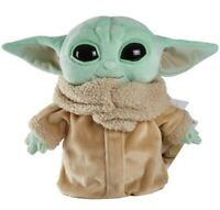 "Star Wars Mattel Mandalorian The Child 8"" Baby Yoda Grogu Plush"