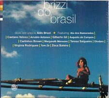 Aldo Brizzi - Brizzi do Brasil / Gilberto Gil,Teresa Salgueiro, .. -CD- NEU/OVP!