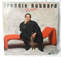 "FREDDIE HUBBARD ""Life Flight""1987 (Blue Note/BT85139) Jazz VG/VG!!"