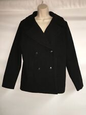 Express Peacoat Black Medium Womens Jacket Coat NWT $128