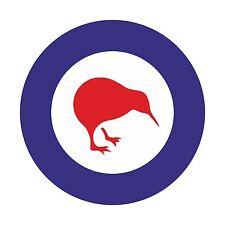 New Zealand Air force Roundel Sticker Bumper Tablet Door Truck SUV Home Fridge