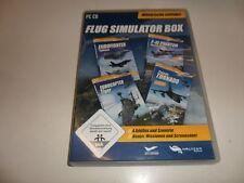 PC  Flight Simulator - Flug Simulator Add-on Box Militärische Luftfahrt