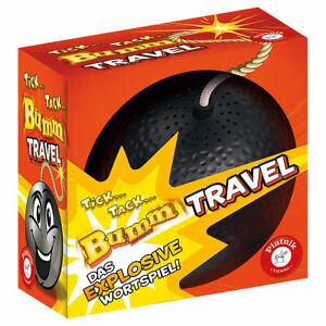 Piatnik 7515 Tick Tack Bumm Travel, Reisespiel