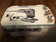 Dremel Trio Mulit-Function Tool Kit With Case And Extra Dremel Kit