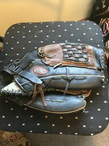 """Rawlings Softball Glove 14"""" RBG140CP Right Handed Thrower NO RESERVE!"""