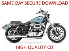 2007 Harley Davidson SPORTSTER XL 833/1200 Service Repair Maintenance Manual CD