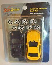 Zip Zaps Micro Remote Control Car American Favorites Body Kit - NEW!