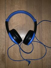 Groov-e Kidz DJ Style Headphones - Blue