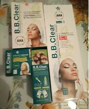 BB CLEAR SKIN BEAUTIFYING Lotion, Oil, Soap, Face Cream