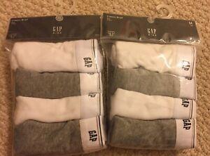 GAP KIDS  2 Packs Boys Briefs 4-Pack)-size Medium 8