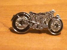 Pins Moto SAROLEA 23 S 500 de 1928