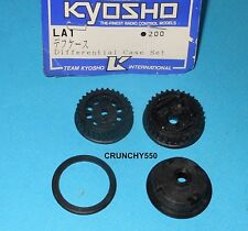 Kyosho LA-1 Diff Case Set Lazer Pure Ten TF-2 TF-3 GP-10 Spider Vintage RC Part