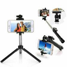 Para iPhone Samsung Sony Smartphone Varilla para Selfies Monopie Bluetooth Soporte Trípode