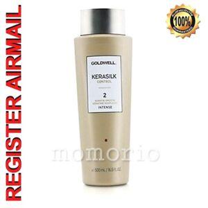 Goldwell Kerasilk Control Keratin Smooth 2 - #Intense 500ml Hair Care Treatments