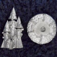 1993 Epic Chaos Silver Tower of Tzeentch War Machine Citadel Warhammer 6mm 40K