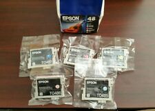 Genuine Epson 48 T048920 Inkjet Cartridge 5 Color Multipack Cyan yellow OEM