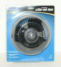 Auto Expression Clip On Oscillating Fan # 83106 Brand New 019912518886