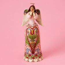 Heartwood Creek by Jim Shore, Angel Figurine, Hearts And Flowers, New, 4014991