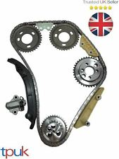 FORD RANGER TIMING CHAIN KIT 2.2 RWD 2011 ON + GEARS CHAIN TENSIONER DEFENDER