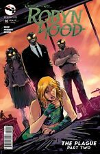 Grimm Fairy Tales Presents Robyn Hood V2 #10 - Cover B - NM+ or better