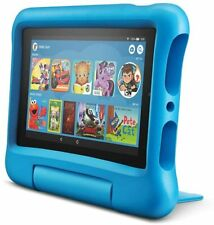 """Fire 7 Kids Edition Tablet, 7"""" Display, 16 GB, Kid-Proof Case 3-Colors to Pick"""