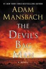 Adam Mansbach-THE DEVIL'S BAG MAN-hardback NEW-hero Jess Galvin from DEAD RUN