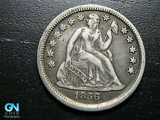 1856 P Seated Liberty Dime --  MAKE US AN OFFER!  #B7242