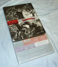 FRANKENSTEIN Limited Edition BLU-RAY STEELBOOK with SLIPCOVER & MINT DISC!
