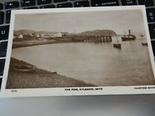 More details for isle of skye, scotland, iv42  vintage postcard  e14 kyleakin pier   early