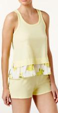Kate Spade NY Flounce Top and Boxer Short Knit Women Pajama Set/Size M