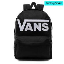 Vans MN Old Skool III Backpack negro blanco Mochila para hombre