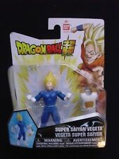 Dragon Ball Super Power Up Figure - Super Saiyan Vegeta - NEW