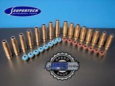 Supertech Bronze Valve Guides & Seals Toyota Corolla / AE86 4AGE 16v Engines
