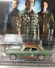 Greenlight Supernatural * Bobby,s 71 Chevy Chevelle ** WOW *1/64*