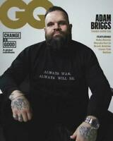 GQ Australia Magazine September October 2020 - Adam Briggs - NEW