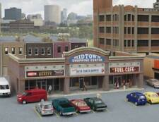 Walthers Cornerstone (N) 933-3891 Modern Shopping Center I - Kit