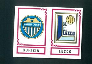 Fig. Calciatori Panini 1982-83 N.575 Scudetti Gorizia/LeccoNuova!!