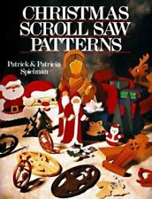 NEW - Christmas Scroll Saw Patterns